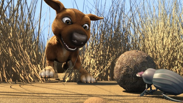 Jock of the Bushveld to go global - in 3D Animation.